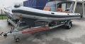 Nafukovací sportovní RIB člun