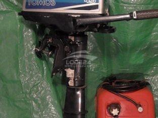 Přívěsný motor Tomos 4,8HP