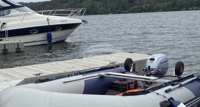 Prodám gumový člun Boat 007 r.