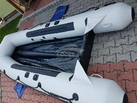 Allroundmarine + Mercury 20HP