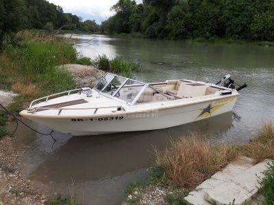 Predám čln