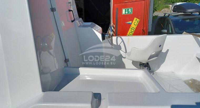 Rybársky motor. čln Orion 600