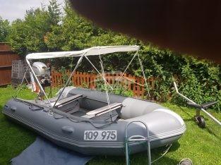nafukovací člun BUSH + motor