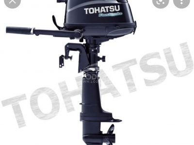 Lodný motor Tohatsu mfs 5css