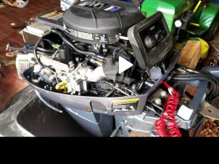 Yamaha 9.9 Motor